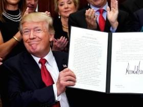 唐纳德·特朗普的医疗保健报告卡:许诺承诺,没有这么多交付